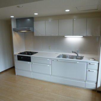 札幌市北区分譲マンション キッチン空間リフォーム