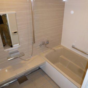 ぴったりサイズ『伸びの美浴室』へリフォームしてお掃除ラクラクに!札幌市