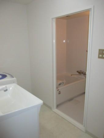 浴室入口樹脂