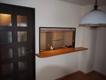 施工前キッチン カウンター