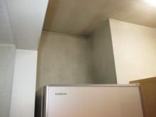 冷蔵庫上デッドスペース