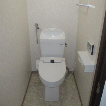 温水洗浄便座付きタカラのトイレ『ティモニS』で快適事例!札幌市