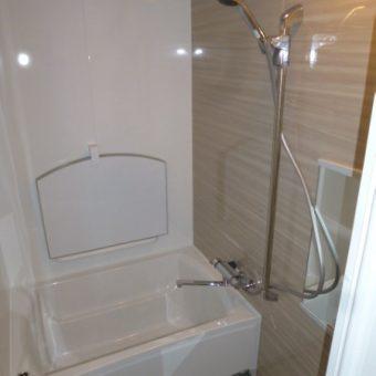 在来工法タイル浴室から、お掃除ラクラクあったかSB『リラクシア』へリフォーム!札幌市