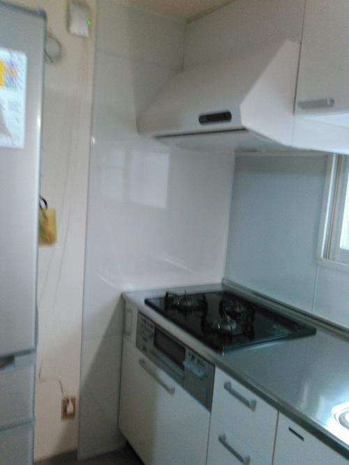 キッチンパネルフェスカ