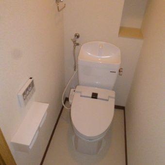 タカラのトイレ『ティモニSシリーズ』低価格のお買い得品でリフォーム事例!札幌市