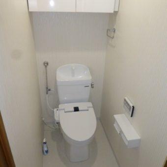 お買い得パックのトイレでお安くリフォーム事例!札幌市