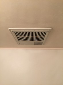 既存浴室暖房乾燥機3