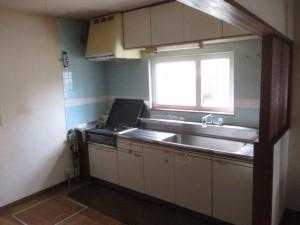 既存キッチン36