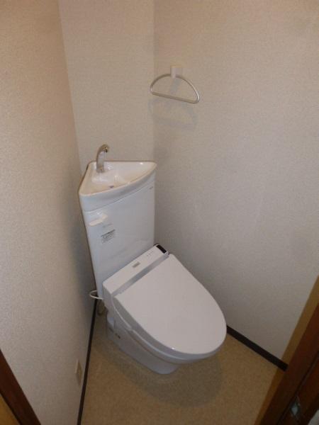TOTO和式トイレ改修用便器リモデルトイレ+TOTOウォッシュレットS1タイプ