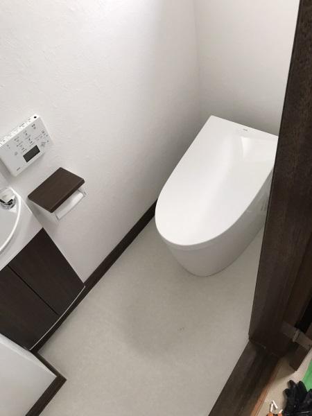 TOTOトイレ『ネオレスト/AH』