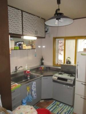 既存キッチン37