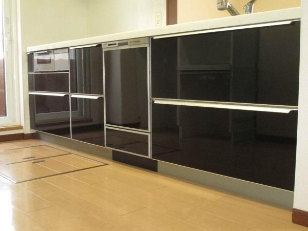 パナソニック製深型(DEEPタイプ)ビルトイン食器洗い乾燥機