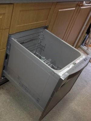 リンナイ スライドオープンタイプ食洗機