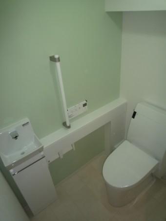 給排水統合型トイレ