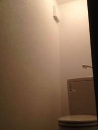 簡易水洗トイレ トイレーナR工事(換気装置)