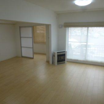 広々空間へと居室リノベーション工事!札幌市