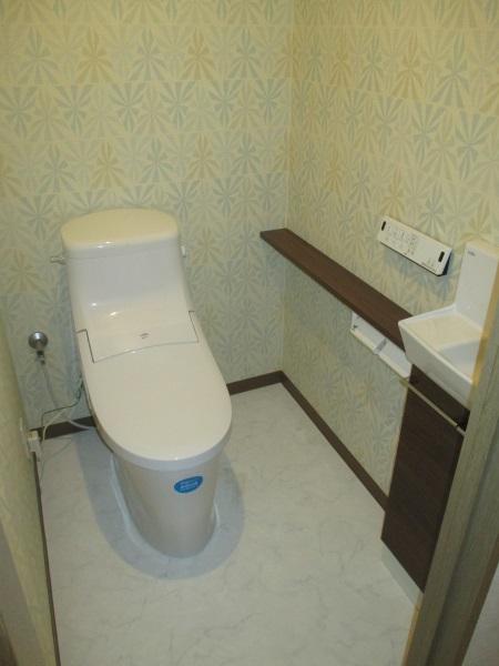 LIXIL『アメージュZAトイレリトイレ』