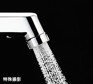 エアインシャワー洗面