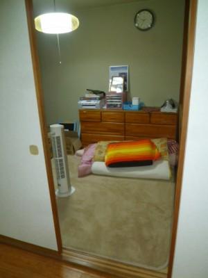 施工前和室5