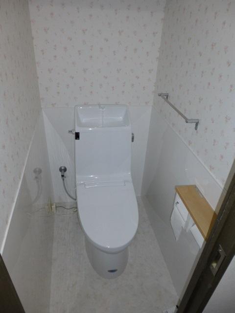 LIXILのアメージュZシャワートイレ