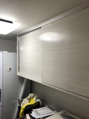 オーダー製作 吊戸棚