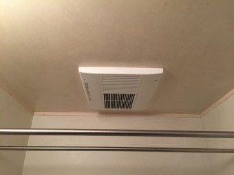 浴室暖房換気乾燥機交換工事 札幌市
