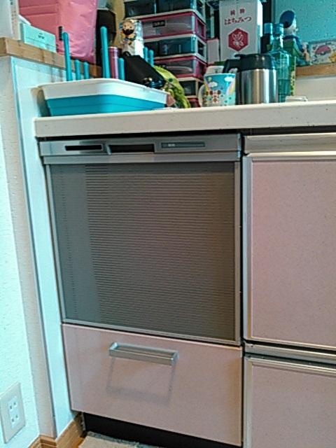 パナソニック製のエコナビ搭載の食器洗い乾燥機