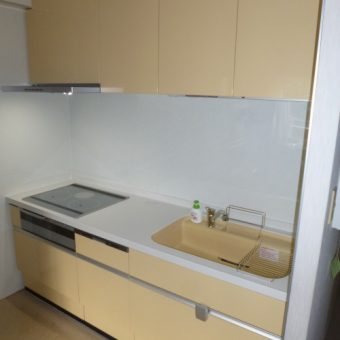 LIXILシステムキッチンサンヴァリエ『リシェルSI』で心地の良いキッチンへ!札幌市