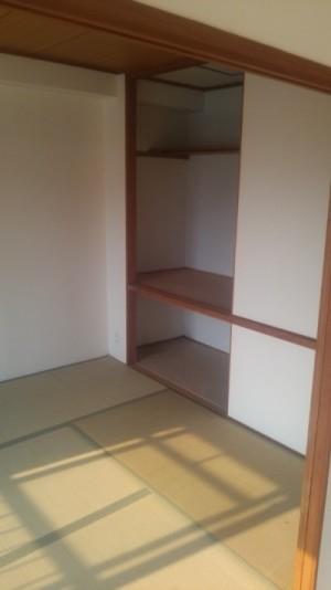 施工前和室4