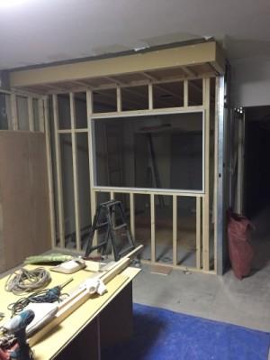 間仕切り壁造作3