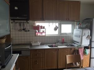 既存キッチン17