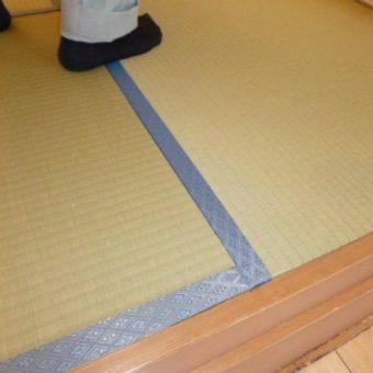 札幌市マンション畳の表替え工事