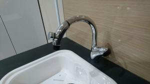 水栓 TOTO『タッチスイッチタイプ』