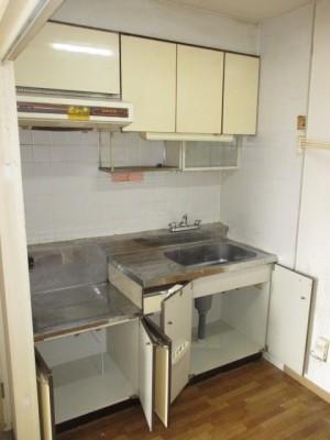 既存キッチン33