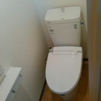 LIXIL『アメージュZ便器Z』+シャワートイレ『KAシリーズ』ですっきり事例!札幌市