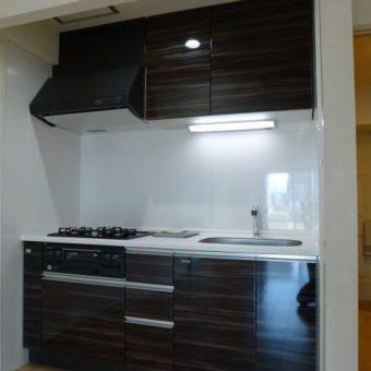 千歳市マンション流し台リフォームで快適システムキッチンへ!