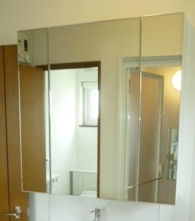 sanwacompany(サンワカンパニー)ホテルミラーW900D/インウォール
