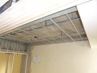 天井枠設置