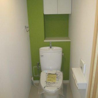 機能的なTOTOトイレ『GGシリーズ』でリラックスできるトイレ空間への施工事例!札幌市