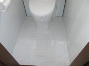 ホーロークリーントイレパネル