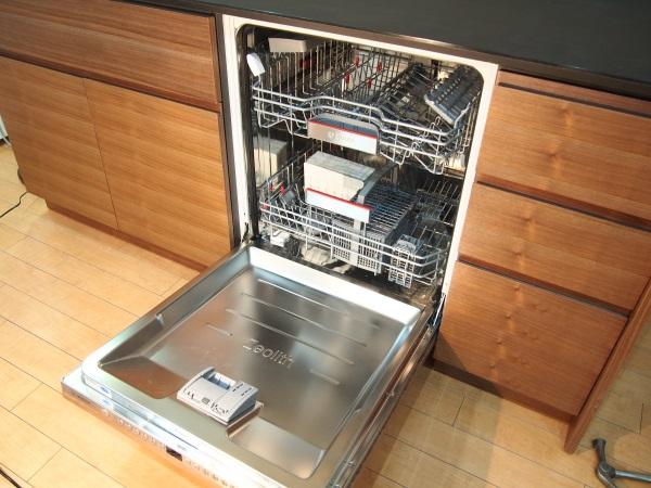 ドイツ・ボッシュ(Bosch)ビルトイン食器洗い機