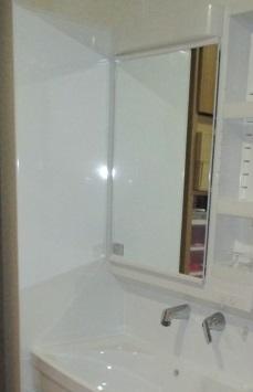 ホーロークリーン洗面パネル7
