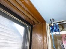 キッチン施工前 内窓
