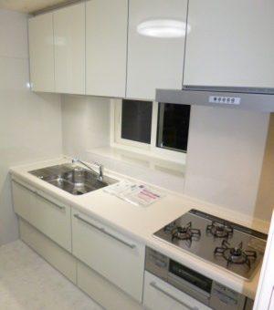 札幌市 キッチンは家具、と考える。クリナップ ラクエラでシステムキッチンリフォーム!