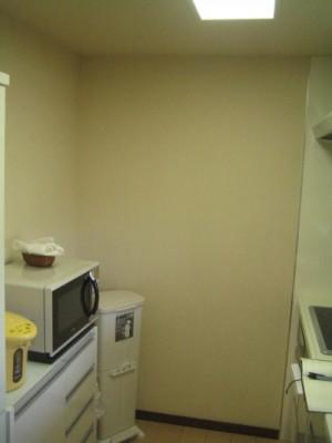 既存キッチン壁2