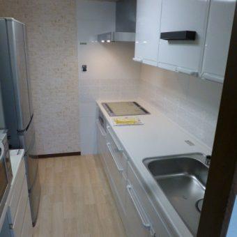 タカラのホーローSK『エーデル』で、ナチュラルなキッチン空間を演出!江別市