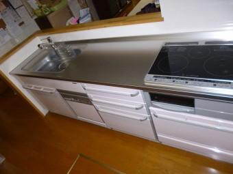ビルドインタイプ食洗器