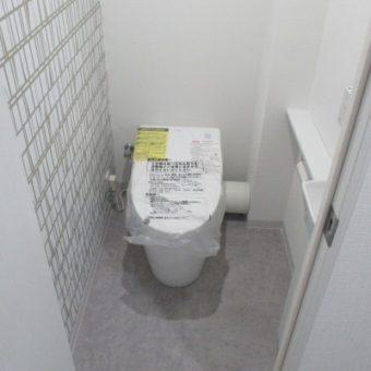 自動でキレイを継続するTOTOトイレ『ネオレスト』へリフォームの事例!札幌市