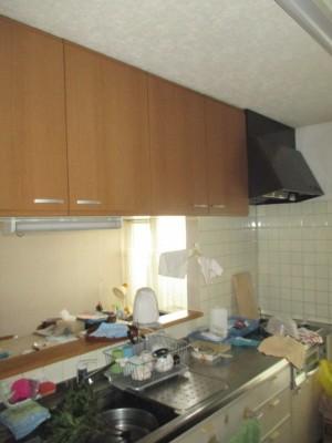既存キッチン44