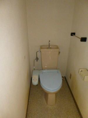 既存トイレ6